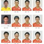 日本A代表選手
